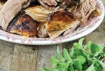 Pork Recipes / Beyond bacon, recipes for loin, chops and more are ready for you try.