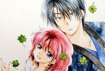akayona / The great anime&manga ''Akatsuki no Yona'' by Kusanagi Mizuho