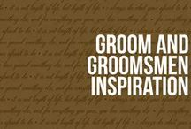 Grooms and Groomsmen Inspiration for Ryan