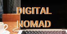 Digital nomads / Travel blogging   travel blogger   earn money   monetize your website   travel for free   travel and work