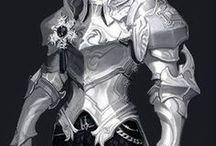 鎧 / 武器