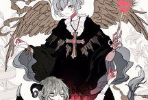 聖職者 / 天使 / モンク / クレリック