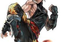拳闘士 / 格闘家 / グラップラー