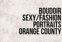 Boudoir Sexy Fashion Photography Orange County LA {Square Eye Photography}