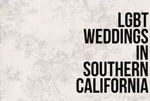 LGBT Weddings in Southern California {Square Eye Photography} / Mixed weddings from LGBT community from all over the Southern California region Orange County LA county Riverside County and more