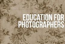 Photography Education for Photographers {Square Eye Photography} / education for photographers