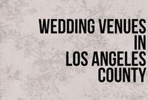 Wedding Venues in Los Angeles County {Square Eye Photography}