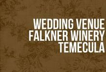 Wedding Venues | Falkner Winery Temecula / Wedding shot by square eye photography for falkner winery in temecula