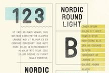 Typefaces / by Ricky Ferrer