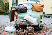 travel pass / travel style / by Adrian Perry. Prop Stylist