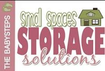 Step 1: Organization Solutions / Because if you are anything like us you are ALWAYS looking for ways to be better organized! / by Food Storage Made Easy (Jodi and Julie)