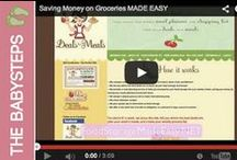 Step 3:  Saving on Groceries / Who doesn't love to save money on their groceries?  The more you save the more you can spend on food storage!