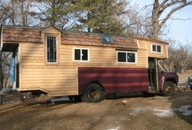 My Gypsy Caravan / Thoughts and ideas for my Gypsy Caravan / by Berry Bogue