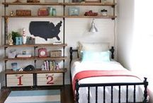 Kids Room Ideas / by Dianna Auton