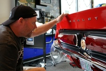 The Birth of a Shelby / In the Fall of 2011 Butler Ford partnered with Shawn Adams, professional videographer and die-hard Mustang fan, to turn his 1967 Mustang Convertible into a Shelby Mustang.  Only one true Shelby Mustang convertible was ever made… but we aim to recreate it.
