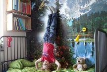 Childrens room design / by Shaelynn Christine