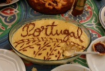 Portuguese - The Foods / Sweet and savory - new and old world / by Coralie* Oliveira