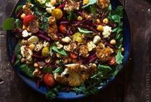 Salads  / by Shaelynn Christine