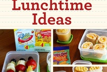 Recipes: Lunch & Lunchbox Ideas / by Kim Vazquez