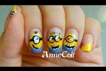 My Nail Art Video Tutorials / Those are my youtube videos, including #makeup tutorials and #nailart tutorials