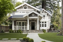 Dream Home - Exteriors / by Andrea Kales