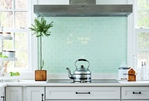 Dream Home - Kitchens / by Andrea Kales