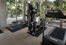 Dream Home - Gym / by Andrea Kales