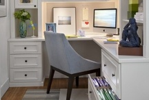 Dream Home - Office / by Andrea Kales