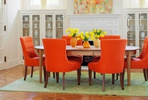 Dream Home - Dining Rooms / by Andrea Kales
