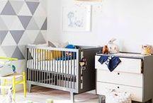 Nursery⎪Modern / #nursery #baby #modern