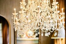 LIGHTING & MIRRORS / All kinds of lighting- chandeliers, lamps, sconces, kitchen, pendant lighting / by SSDB
