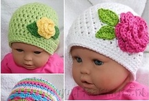 Charming Crochets - Hats / All kinds of crochet hats which have drawn my attention