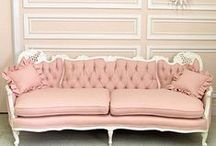french provincial furniture / Inspiration for all things French - shabby chic, rustic, French industrial etc!