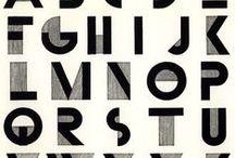 AZ⎪Alphabet / #Typography