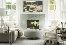 hamptons style / That classic American style that combines cool hues and clean textures for upmarket coastal chic.