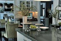 KITCHENS I LOVE / Gorgeous kitchen design / by South Shore Decorating