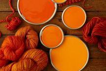 Color ORANGE / #color #orange