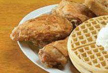 Fried Chicken bucket list