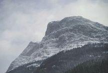 Places : Mountainous / Mountains Hills Magnificent