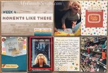 Stampin' Up! Project Life / Shop for Project Life by Stampin' Up! on my website http://BeautyScraps.stampinup.net and visit my blog http://myBeautyScraps.com for ideas and inspiration!