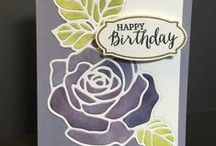 Stampin' Up! Rose Wonder / Shop for Stampin' Up! products on my website http://BeautyScraps.stampinup.net and visit my blog http://myBeautyScraps.com for ideas and inspiration!