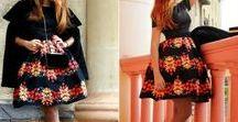 Образы с юбками. / Понравившиеся образы с различными юбками.
