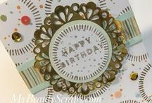 Stampin' Up! My Paper Pumpkin June 2016 Banner Surprise / Sign up for My Paper Pumpkin for only $19.95 a month on my website http://BeautyScraps.stampinup.net and visit my blog http://myBeautyScraps.com for alternate ideas and inspiration!