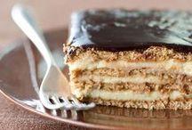 Baking ~ Sweet Treats / by Melissa Schornagel Walker