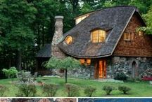 c o t t a g e s / Inspiration for my dream Thatched Roof Cottage