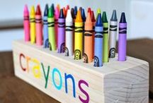 Littles / Playroom ideas, bath time toys, books, parenting tips, etc. for young kids. / by Allison Spector