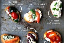 Party Tricks / Party food and decor. / by Allison Spector