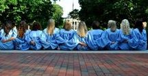 Living the Carolina Dream / A guide to life on campus and timed traditions of the students.