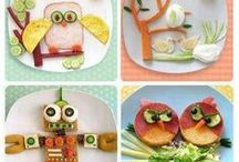 For the Kiddos / Round up the kiddos for these fun, family friendly recipes!