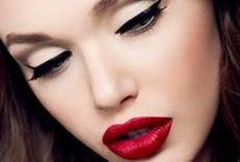 make up... / by Caren Duaarte
